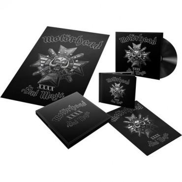 MOTORHEAD - Bad Magic (ВИНИЛ+CD Deluxe)
