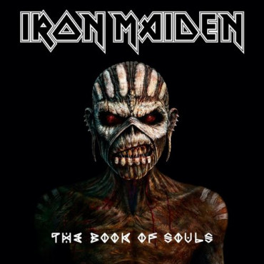 IRON MAIDEN - THE BOOK OF SOULS (3Винил)
