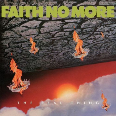 FAITH NO MORE THE REAL THING (2Винил)
