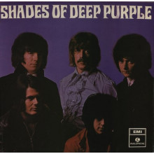 DEEP PURPLE - SHADES OF DEEP PURPLE (STEREO) (Винил)
