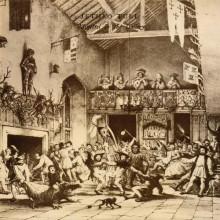 JETHRO TULL MINSTREL IN THE GALLERY (Винил)