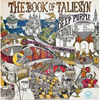 DEEP PURPLE - BOOK OF TALIESYN (MONO) (Винил)