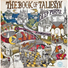 DEEP PURPLE - BOOK OF TALIESYN (MONO) (Винил)