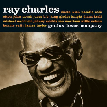 RAY CHARLES GENIUS LOVES COMPANY (2Винил)