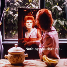 DAVID BOWIE NOTHING HAS CHANGED (Винил)