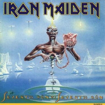 IRON MAIDEN - SEVENTH SON OF A SEVENTH SON (Винил)