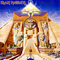IRON MAIDEN - POWERSLAVE (Винил)