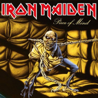 IRON MAIDEN - PIECE OF MIND (Винил)