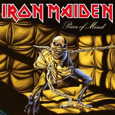 IRON MAIDEN - PIECE OF MIND (Винил)