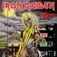 IRON MAIDEN - KILLERS (Винил)