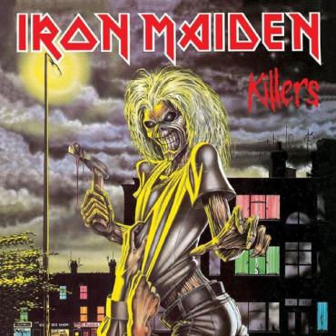 IRON MAIDEN - KILLERS (Винил)