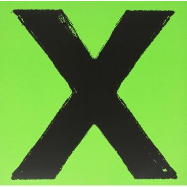 ED SHEERAN X (2Винил)