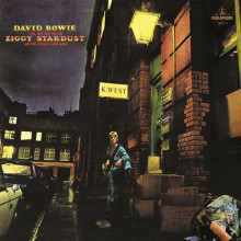 DAVID BOWIE THE RISE AND FALL OF ZIGGY STARDUST (Винил)