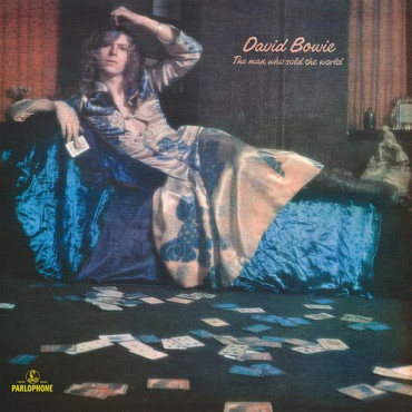 DAVID BOWIE THE MAN WHO SOLD THE WORLD (Винил)