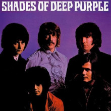 DEEP PURPLE - SHADES OF PURPLE Винил
