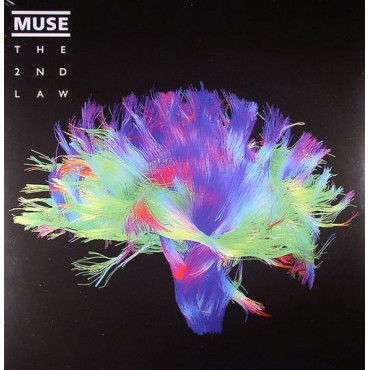 MUSE - THE 2ND LAW (2Винил) 16+