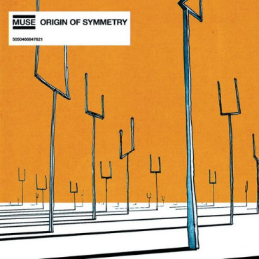 MUSE - ORIGIN OF SYMMETRY (2Винил)