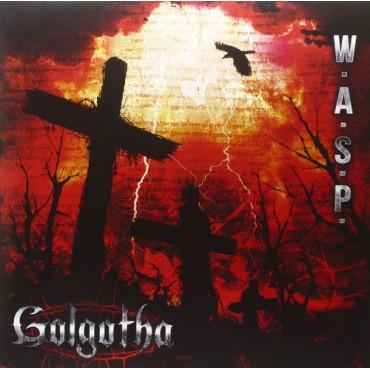 W.A.S.P. Golgotha (2Винил)