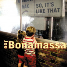 JOE BONAMASSA SO, ITS LIKE THAT (Винил)