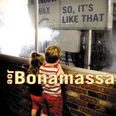 JOE BONAMASSA SO, ITS LIKE THAT (Винил)