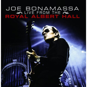JOE BONAMASSA LIVE FROM THE ROYAL ALBERT HALL (2Винил)