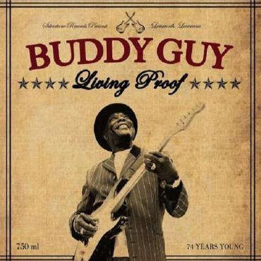 BUDDY GUY LIVING PROOF (2Винил)