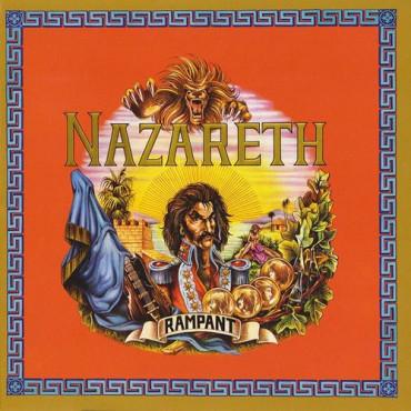 NAZARETH RAMPANT (Винил)