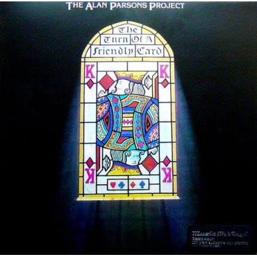 ALAN PARSONS PROJECT TURN OF A FRIENDLY CARD (Винил)