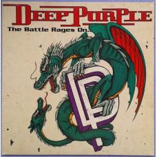 DEEP PURPLE - BATTLE RAGES ON (Винил)