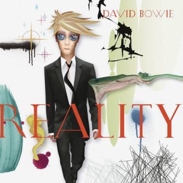 DAVID BOWIE REALITY (Винил)
