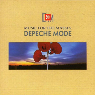 DEPECHE MODE - Music for the masses (Винил)