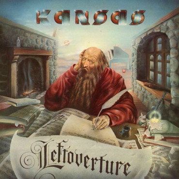 KANSAS LEFTOVERTURE (Винил)