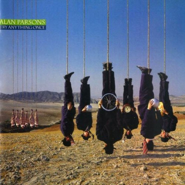 ALAN PARSONS TRY ANYTHING ONCE (2Винил)
