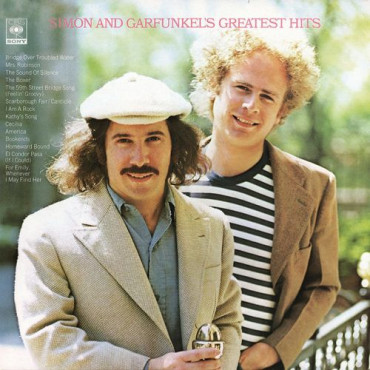SIMON & GARFUNKEL GREATEST HITS (Винил)