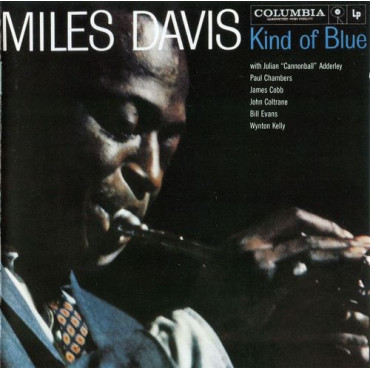 MILES DAVIS KIND OF BLUE + 2 (2Винил)