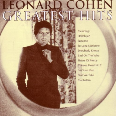 LEONARD COHEN GREATEST HITS (Винил)