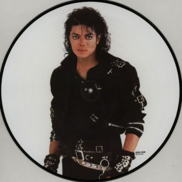 MICHAEL JACKSON Bad - 25th Anniversary (Picture Vinyl) (Винил)