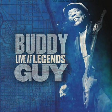 BUDDY GUY LIVE AT LEGENDS 2Винил