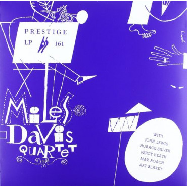 MILES DAVIS PRESTIGE LP 161 (Винил)