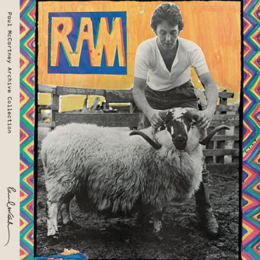 PAUL McCARTNEY RAM (2Винил)
