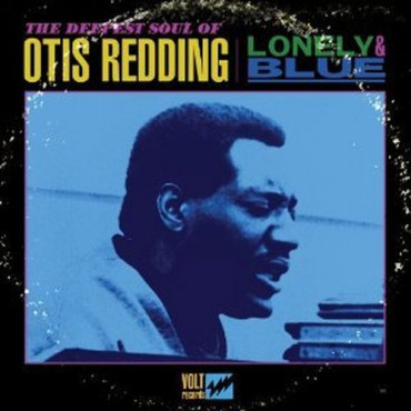 Otis Redding Lonely & Blue: The Deepest Soul (Винил)