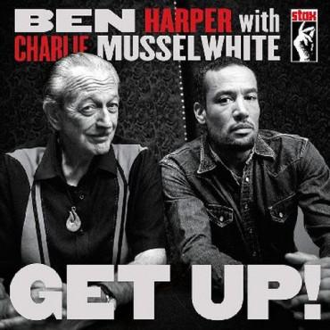 Ben Harper / Charlie Musselwhite Get Up (Винил)