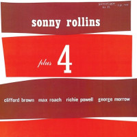 Sonny Rollins Plus Four Винил