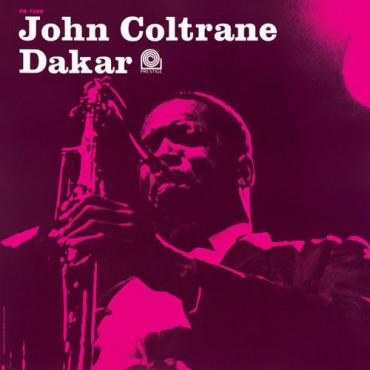 John Coltrane Dakar Винил