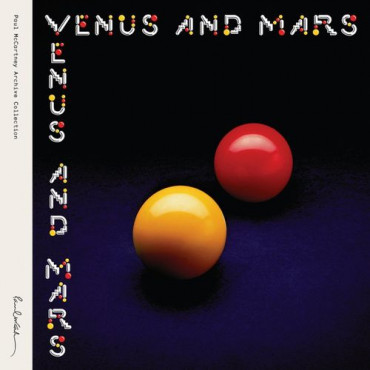 Paul McCartney Venus And Mars (2Винил)