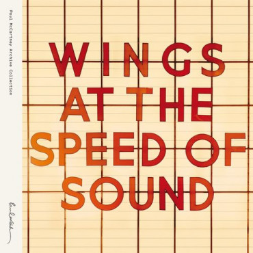 Paul McCartney At The Speed Of Sound (2Винил)