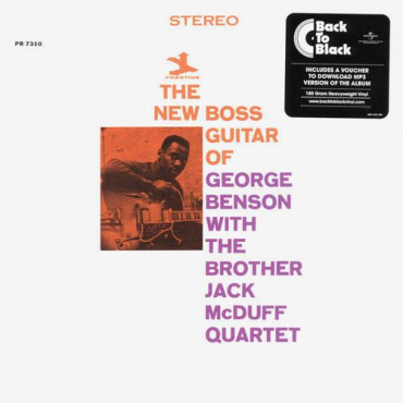 George Benson The New Boss Guitar (Винил)