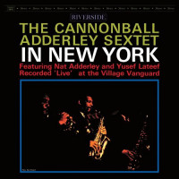 Cannonball Adderley In New York (Винил)