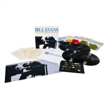 Bill Evans Complete Village Vanguard Recordings, 1961 (4Винил)