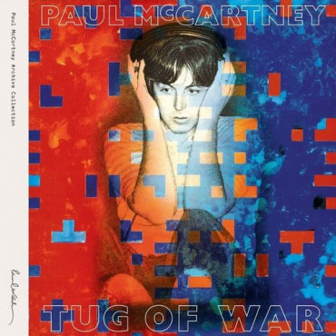 Paul McCartney Tug Of War (2Винил)
